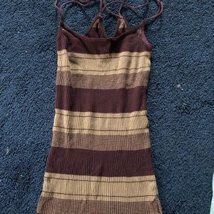 free people stretchy tank!